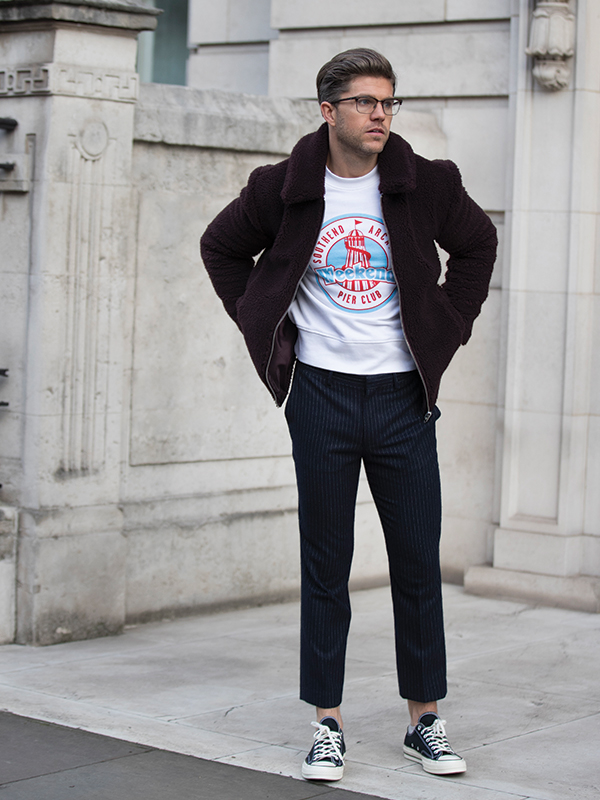 Converse Styling Inspiration from London Fashion Week Men ...