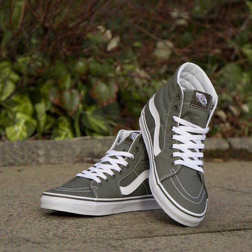 Vans Sk8-Hi (Grape Leaf)