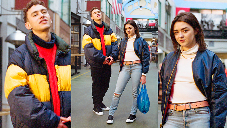 olly and maisie converse the sequel chuck ii campaign