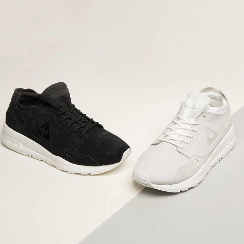le coq sportif lcs R Flow womens trainers