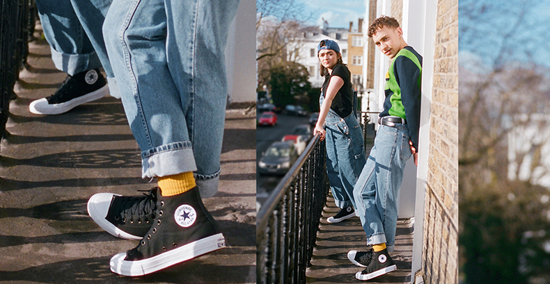converse the sequel chuck ii london campaign