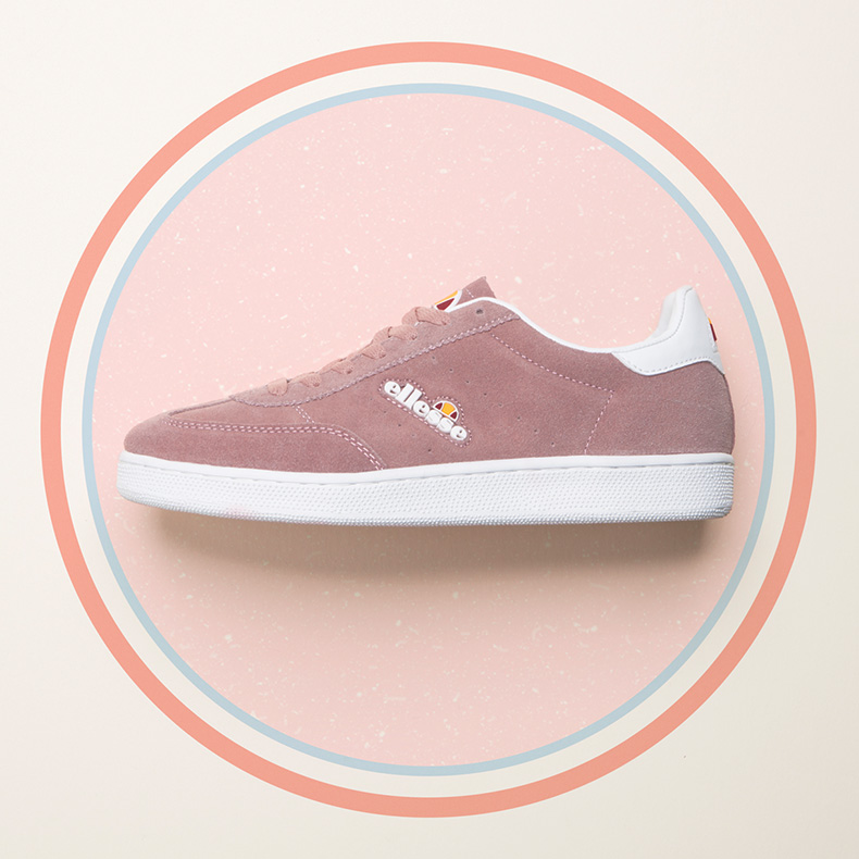ellesse napoli womens trainers