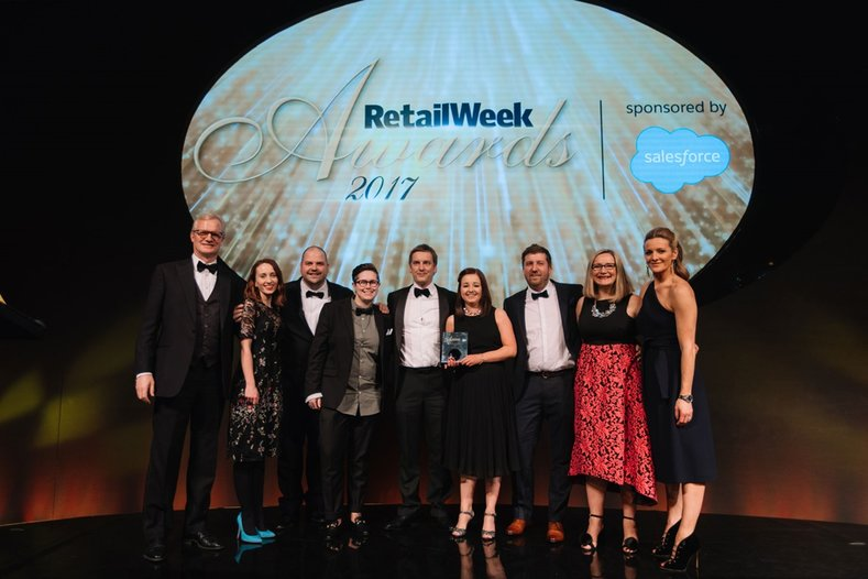 Collecting Employer of the Year Award