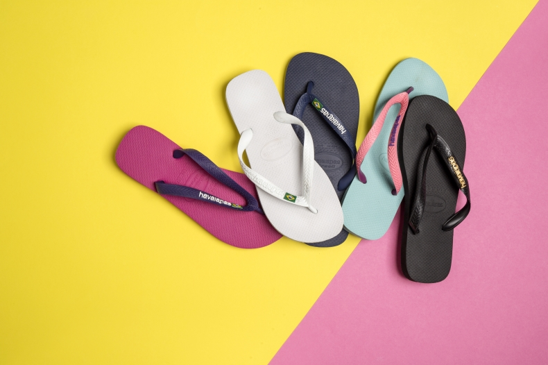 earth day havaianas conservation