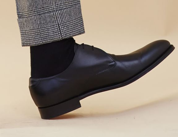 dress socks with smart shoes