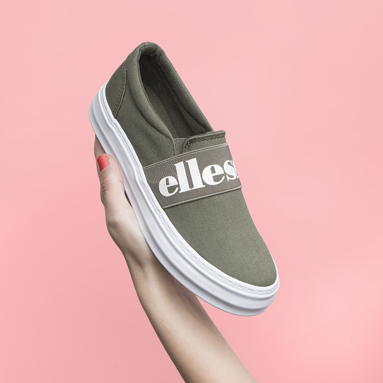 womens ellesse panforte platform trainers at schuh