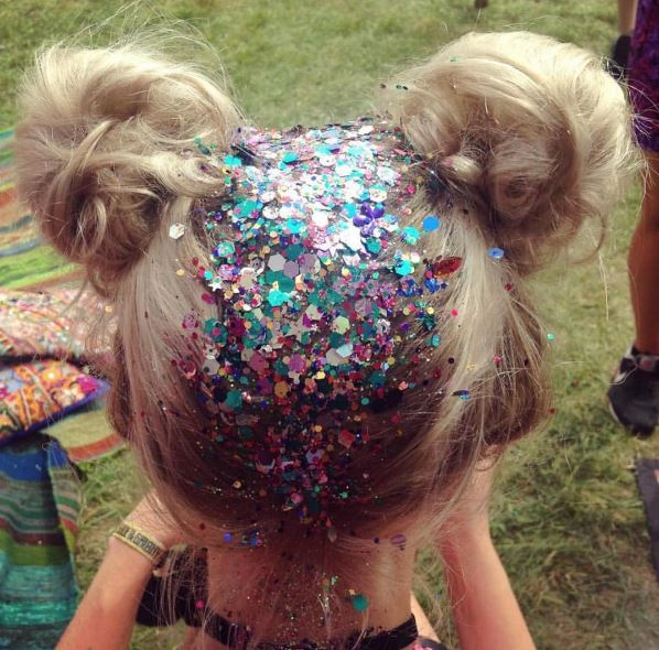 the gypsy shrine glitter roots Instagram festival style