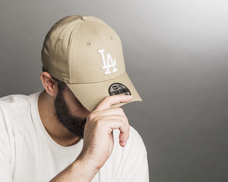 new era stone 9forty ny baseball caps