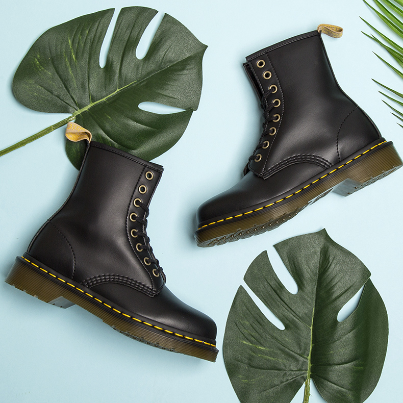 dr martens vegan 1460 8 eye boot at schuh