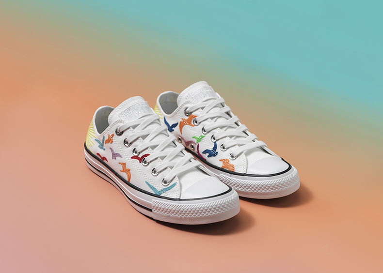 womens converse mara hoffman ox trainer at schuh