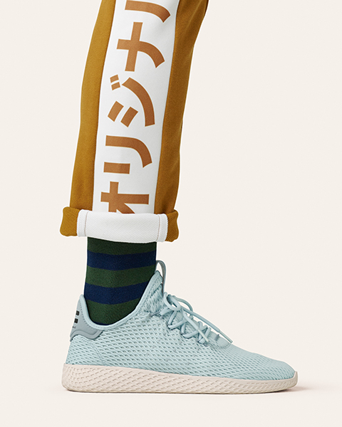 Pharrell williams x adidas originali tennis hu schuh blog