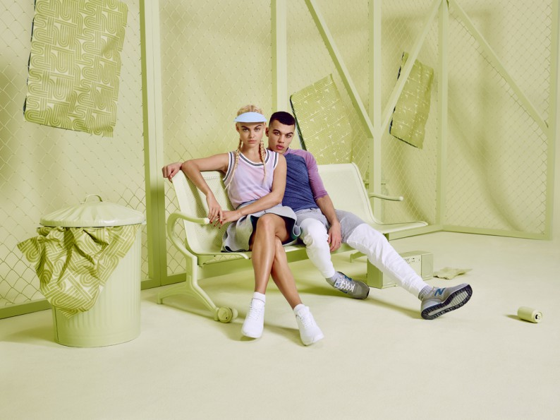 schuh SS15 campaign